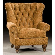 Best library fireplace chair. 9