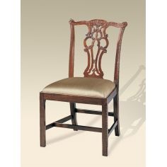 Best price chair 059 solid mahogany dining side chair