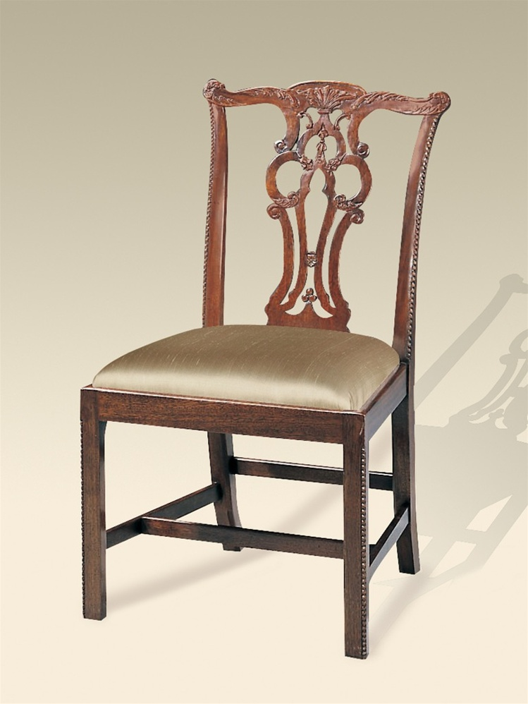 Best price chair 059 solid mahogany dining side chair for Best furniture for the price