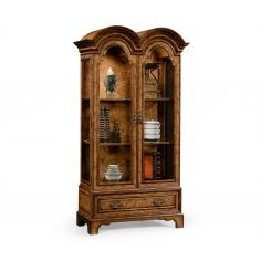 Bookcase Display Cabinet. Luxury Furniture