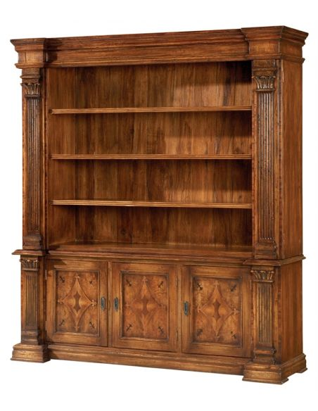Breakfronts & China Cabinets Bookcase or plasma TV cabinet, entertainment or display case.