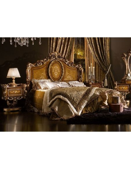 BEDS - Queen, King & California King Sizes King Size Bed for Master Bedroom