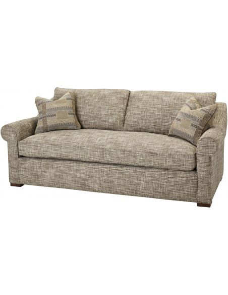 SOFA, COUCH & LOVESEAT Conjure Charcoal Upholstered Sofa