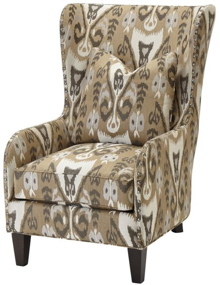 Luxury Leather & Upholstered Furniture Soul Tan Club Chair