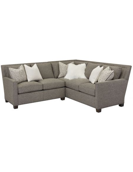 Luxury Leather & Upholstered Furniture Upholstered Loveseat