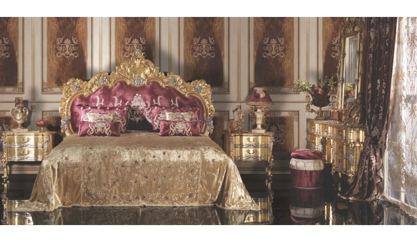 BEDS - Queen, King & California King Sizes Bed with Imperial Headboard & Surround