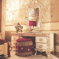 Designer Italian Vanity Dressing Table
