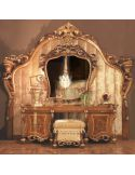 Italian Dressing Table Antiqued Design