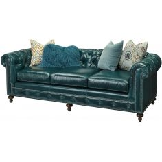 Tufted Upholstered Sofa