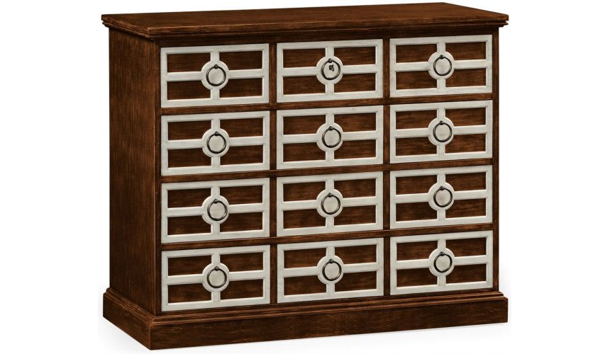 Noble Chest of 12 drawers