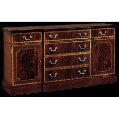 Buffet cabinet. American made furniture and furnishings.