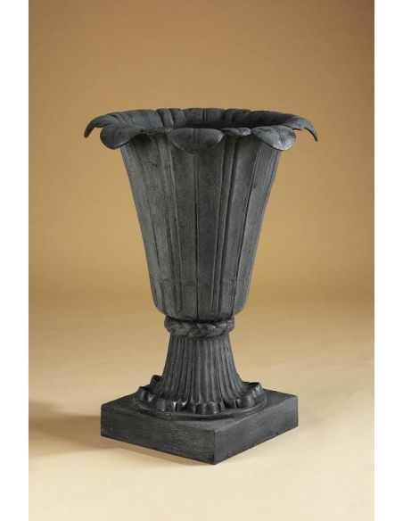 Decorative Accessories Home Luxurious Decor Tulip Shape Urn