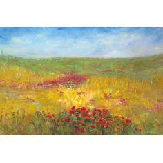 Canvas oil painting art prints 24 x 36