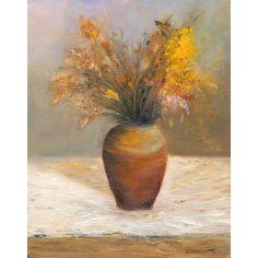 Canvas print artwork Organic Bouquet