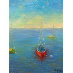 Canvas print take me sailing Narragansett Rhode Island