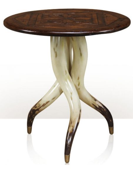 Western Furniture The Longhorn Table