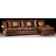 Chaise lounge and sofa. Furniture and furnishings. 44