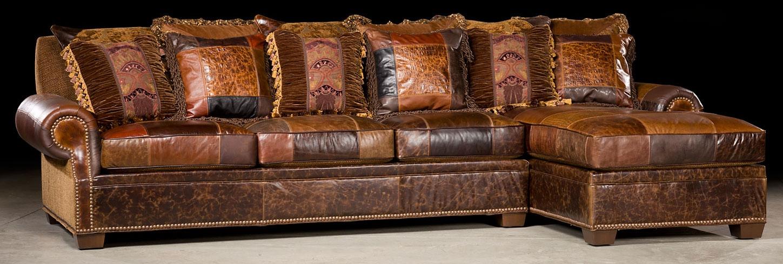 Chaise Lounge Sofa 448