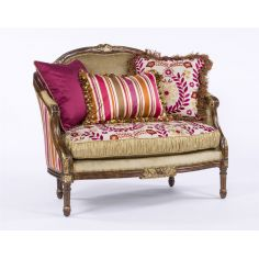 Classy and Sassy Settee