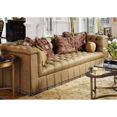 Classy sofa, great colors, high quality, lost look from the past