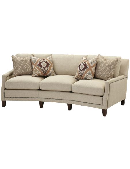 SOFA, COUCH & LOVESEAT Stylish Comfy Sofa