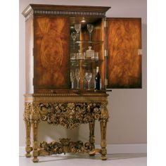 Cocktail cabinet, High end luxury furniture.