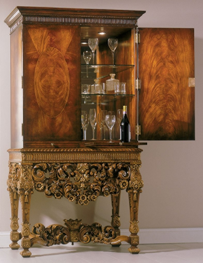 Cocktail Cabinet High End Luxury Furniture