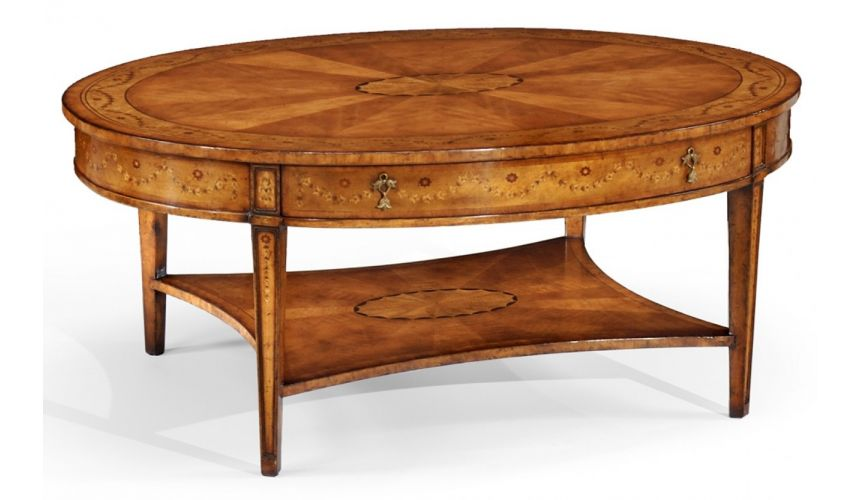 Coffee Tables Coffee Tables High End Furniture. Oval Coffee