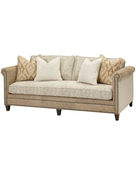 SOFA, COUCH & LOVESEAT Upholstered Sofa