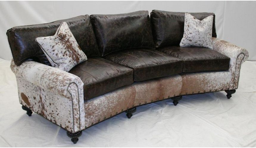 SOFA, COUCH & LOVESEAT High Plains Drifter conversation sofa
