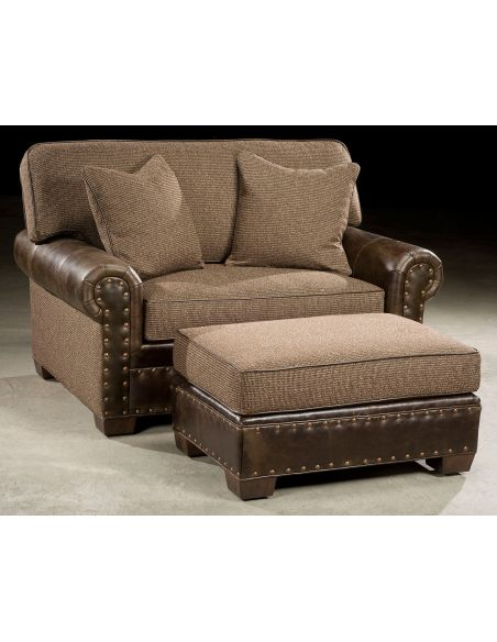 Luxury Leather & Upholstered Furniture Cool chair and a half. 365