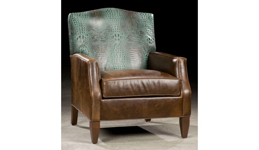 Luxury Leather & Upholstered Furniture Cool leather chair. 49