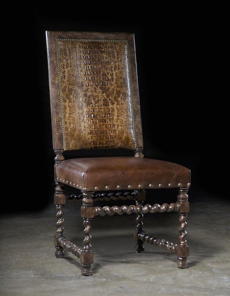 Cool Looking Western Chair Luxury Furniture