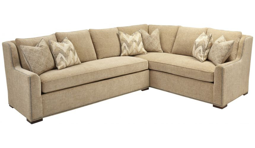 Luxury Leather & Upholstered Furniture Upholstered Sofa