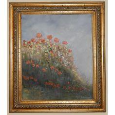 Original oil paintings. Delighted by Artist Anne-Marie Debuissert.