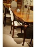 Dining Table Furniture High End Dining Rooms, Carved