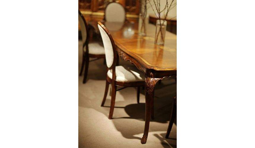 Dining Tables Dining Table Furniture High End Dining Rooms, Carved