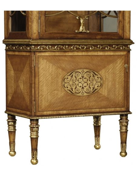 Breakfronts & China Cabinets Display Cabinet High End Furniture