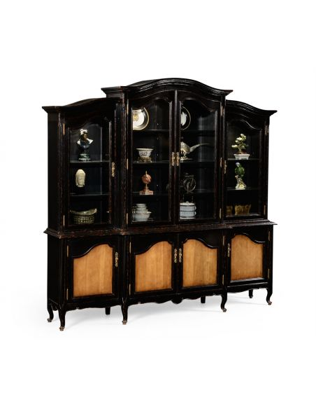 Breakfronts & China Cabinets Display Cabinet French Country Furnishings