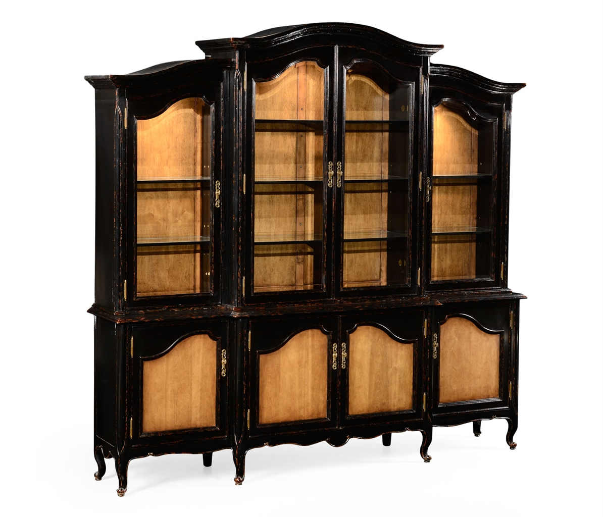 Display Cabinet French Country Furnishings - French country cabinets
