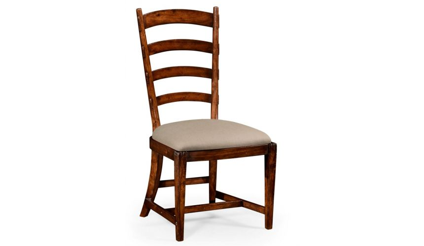 Dining Chairs French ladderback style side chair