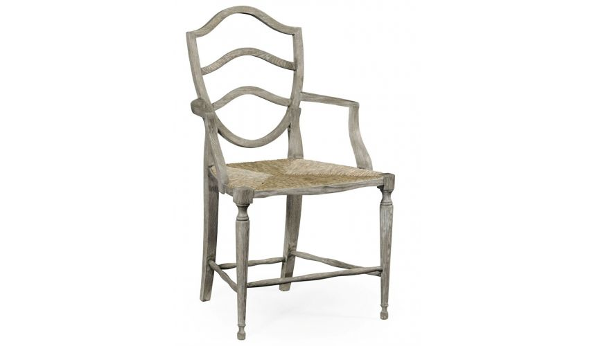 Dining Chairs Grey Bodiam Dining Armchair