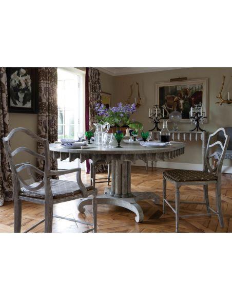 Dining Chairs Grey Bodiam Dining Armchair