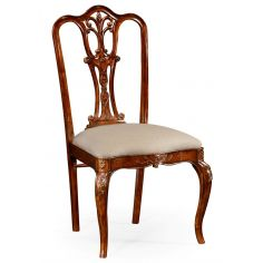 18th Century Mahogany Side Dining Chair