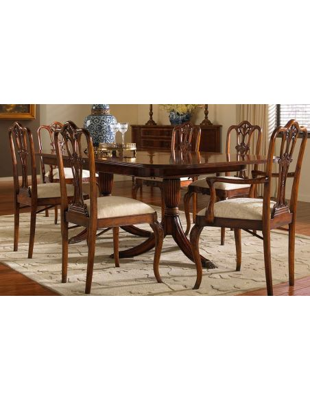 Dining Chairs 18th Century Mahogany Side Dining Chair