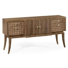 20th Century Style 2 Door Sideboard with Drawers