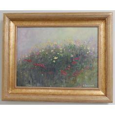 Original oil paintings. Dreamy by Artist Anne-Marie Debuissert.
