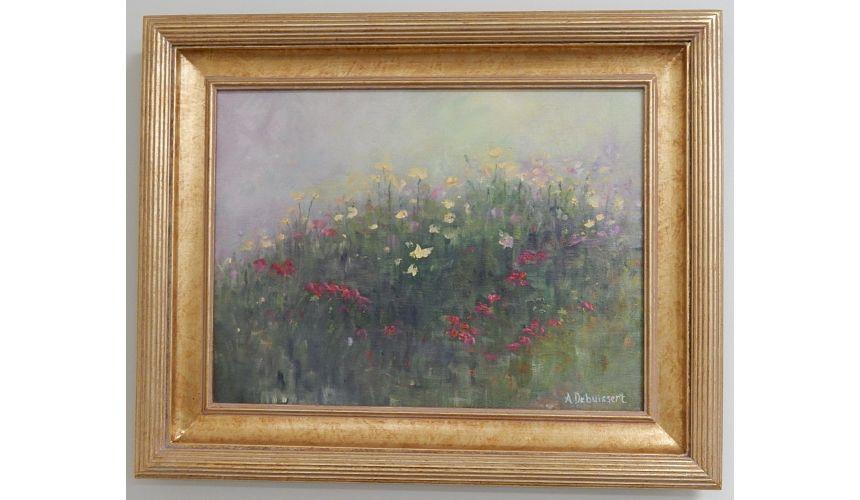 Original Oil Paintings By Artist: Anne-Marie Debuissert Original oil paintings. Dreamy by Artist Anne-Marie Debuissert.