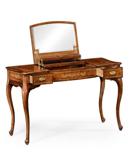 LUXURY BEDROOM FURNITURE Dressing table with mirror. Luxury furniture. 599328