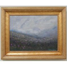 Original oil paintings. Dusky by Artist Anne-Marie Debuissert.